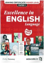 Excellence in English Leaving Cert Higher Level Paper 1