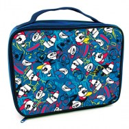 Áboys Lunchbag - Hip Bones Blue Polyester