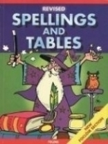 Spellings & Tables Revised (Folens)